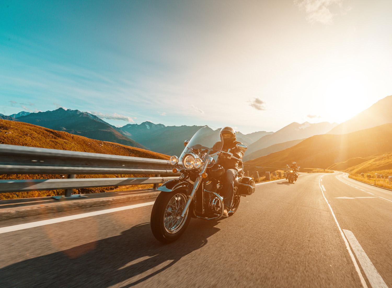 Motorradreise
